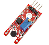 Microphone Voice Sound Sensor Module For (For Arduino)