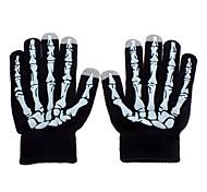 Três dedos IGlove luvas de tela para iPhone (3 pares)