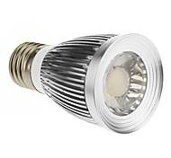 Spot Lampen E26/E27 7 W 600-630 LM 6000-6500 K 1 COB Kühles Weiß AC 85-265 V