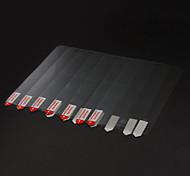 7 piezas Mate Foil Protectores de pantalla para Samsung Galaxy Nota 3
