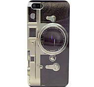 Camera Design Hard Back Case for iPhone 5/5S