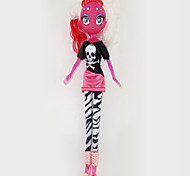 Barbie Doll With Red Complexion