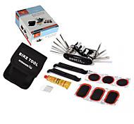 ROSWHEEL tragbare Fahrrad-Reparatur-Tool-Kit