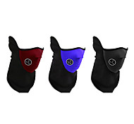 Dustproof Bicycle Half Face Mask Filter