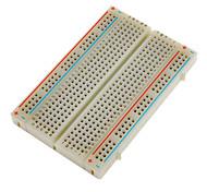 Alta Qualidade Solderless Breadboard com 400 Tie-Pontos