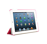 WIP39 EXCO Auto Sleep and Wake Up Case Cover for New iPad/iPad2 (Assotred Colors)