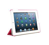 wip39 sommeil exco automatique et se réveiller de couverture de cas pour le nouveau iPad / iPad2 (couleurs assotred)
