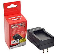 DSTE DC89 Cargador para Pentax D-LI88 Sanyo DB-L80 Batería