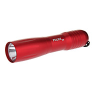 Key Chain Flashlights LED 1 Mode Lumens 5mm Lamp AA Everyday Use - Others , Red Aluminum alloy