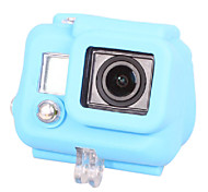 Gopro Accessories Protective Case For Gopro Hero 3 Silicone Blue