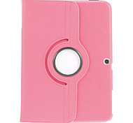 360 Degree Rotating Book Stand Case for Samsung Galaxy tab 3 10.1 P5200(Assorted Color)