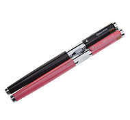 Business Style Metal Fountain Pen (Random Color)