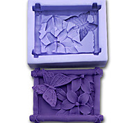 Butterfly Silicone Handmade Soap/Cake/Chocolate Mold