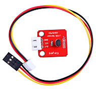 LM35 Temperature Sensor Module Heat Sensor Red