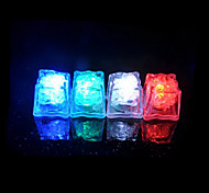 Flash LED Ice Block