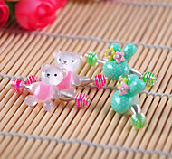 Girl's Rabbit Hair Clips