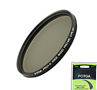 Fotga Pro1-D 55Mm Ultra Slim Mc Multi-Coated Cpl Circular Polarizing Lens Filter
