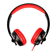 Somic G921 Superbass Stereo Gaming Over-Ear Headset with Mic and Remote for