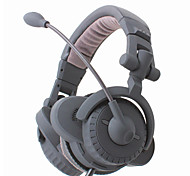 Somic E95 Foldable Stereo Gaming USB Over-Ear Headphone with Mic and Remote for PC