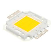 Ad alta potenza 20W 1400lm Module Warm White Cree LED (DC 30-32V)