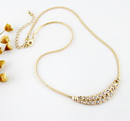 Süß (Unregelmäßige) Gold-Legierung Halsketten () (1 Stk.)