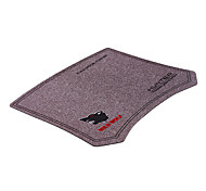 Wild Wolf Stampa professionale Gaming Mouse Pad (12x10 cm)