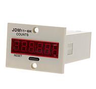 JDM11-6H Contador electrónico