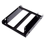 AK-HAD-03 SDD/HDD Adapter Fit Two Notebook 3.5 Inch Drives into PC Case