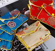 12pcs 8x10Cm Jewellery Silk Purse Pouch Gift Bag