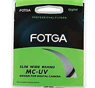 Fotga 58Mm Ultra Slim Pro7 Mc Multi-Coated Uv Ultra-Violet Lens Protector Filter