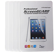 Anti-glare LCD Screen Protector for iPad mini 3 iPad mini 2 iPad mini w/ Cleaning Cloth (5 pcs)