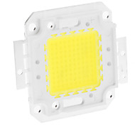 DIY 100W 7900-8000LM 3000mA 6000-6500K Cool White Light Integrated LED Module (32-36V)