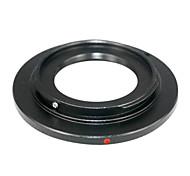 Black 16mm C-Mount Cine Movie lens to Nikon 1 Mount J1 V1 Camera Lens Adapter Ring