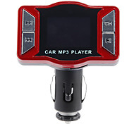 Car MP3 Player com modulador de FM Car Charger