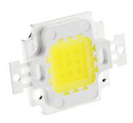 DIY 10W 700-800LM 300mA 6000-6500K Cool White Light Integrated LED Module (32-35V)
