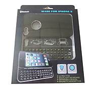 Beca Separable sliding bluetooth keyboard magnetically adsorbed with case for iphone5
