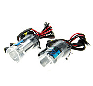 2Pcs Car H4/S-L H4-1 HID Xenon Lights Bulbs Lamps AC/DC 12V35W(4300-12000K Optional)