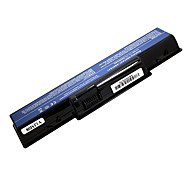 5200mah Replacement Laptop Battery for Acer Aspire 4710G 4710Z 4720 4736Z 5542 5738G 5738Z 5740G - Black