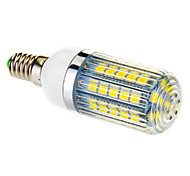 Lampadine a pannocchia 47 SMD 5050 E14 9 W 650 LM Bianco caldo/Luce fredda AC 12 V
