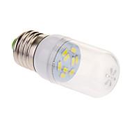 LED Kugelbirnen E26/E27 4W 290 LM 5500-6500 K 9 SMD 5630 Kühles Weiß AC 220-240 V