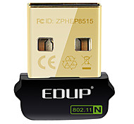 EDUP EP-N8508GS IEEE802.11b/g/n 150Mbps Wireless USB Adapter Dongle de Rede