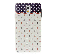 Cute Lace Pattern Plastic Hard Case for Samsung Galaxy Note 3/N9000