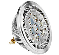 G53 7W 7 High Power LED 630-700 LM Warm White LED Spotlight AC 85-265 V