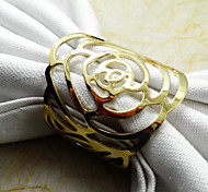 Gold / Silver Metal Napkin Ring