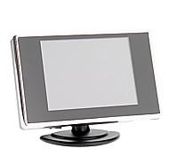 """3.5 """"Flat Car Retrovisor Monitor de LCD"""