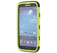 3-In-1 Plastic & Cover Custodia protettiva per Samsung Galaxy S4 i9500