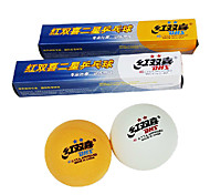 DHS - 2 Stars 40mm Table Tennis Ball(6 Pcs)