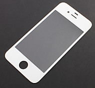 White Front Screen Glass Lens Repair Replacement for iPhone 4S