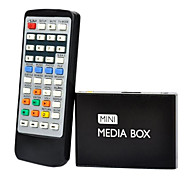 05H 720P Multi-Media Player w/ HDMI / USB / AV - Black