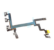 Power Button Switch On/Off Flex Cable Replacement Part for iPhone 5
